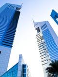 Moderne Wolkenkratzer Stockfotografie