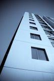 Moderne Woningbouw Stock Foto