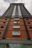 Moderne woningbouw Royalty-vrije Stock Afbeeldingen