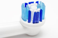 Moderne Zahnbürste Stockfoto