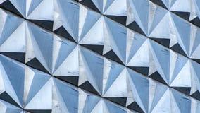Moderne zilveren achtergrond Een hoge resolutie Metaal stock foto