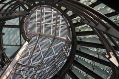 Moderne zonnestructuur Royalty-vrije Stock Foto's