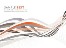 Moderner abstrakter Hintergrund lizenzfreie abbildung