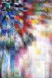 Moderner abstrakter Hintergrund in den verschiedenen Farben Lizenzfreie Stockbilder