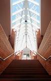 Moderner Architekturinnenraum Lizenzfreie Stockfotografie