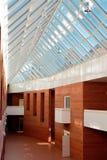 Moderner Architekturinnenraum Stockbilder
