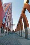 Moderner Architekturinnenraum Lizenzfreies Stockfoto