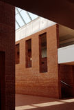 Moderner Architekturinnenraum Stockfotografie