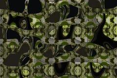 Moderner Art Abstract Background stockbild