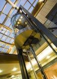 Moderner Aufzug Lizenzfreie Stockfotos