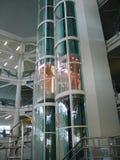 Moderner Aufzug Stockbild
