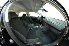 Moderner Autoinnenraum des Türspions Lizenzfreie Stockfotos