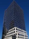 Moderner Büro-Kontrollturm stockbilder
