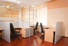 Moderner Büroinnenraum Stockfotos