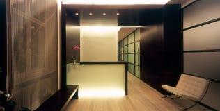 Moderner Büroinnenraum Stockfoto