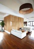 Moderner chinesischer Typ Haus Stockfoto
