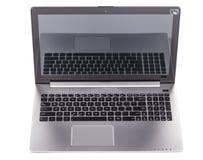 Moderner Computer PC Laptop Stockfotos