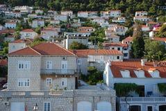 Moderner Dubrovnik Stockfotografie