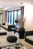 Moderner eleganter Raum Lizenzfreies Stockfoto