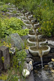 Moderner Garten Lizenzfreies Stockfoto