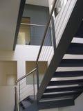 Moderner Gebäude-Innenraum Stockbilder