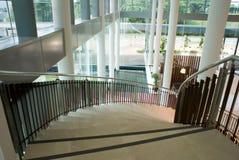 Moderner Gebäude-Innenraum