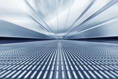 Moderner Gebäudeauszugshintergrund stockfoto