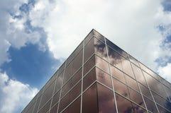 Moderner Handelsgebäudeteildienst Stockbilder