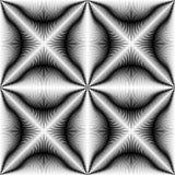 Moderner heiliger Geometrie-Hintergrund Vektorabstraktes Muster stock abbildung