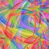Moderner Hintergrund mit abstrakten glatten Linien vektor abbildung