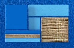 Moderner Hintergrund von mehrfarbigen Flecken vektor abbildung