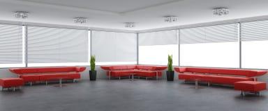 Moderner Innenraum Stockfotos