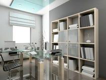 Moderner Innenraum. Lizenzfreie Stockbilder