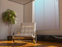 Moderner Innenraum eines Raumes. Lizenzfreie Stockbilder