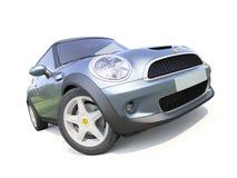 Moderner Kleinwagen Lizenzfreie Stockfotos