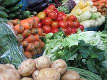 Moderner Lebensmittelgeschäftmarkt in Serpong Lizenzfreie Stockfotos