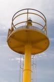 Moderner Leuchtturm Stockfotografie