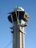 Moderner Luftfahrt-Uhr-Turm lizenzfreie stockfotografie