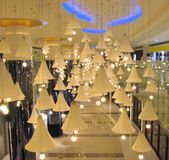 Moderner Mall Lizenzfreies Stockfoto