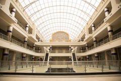 Moderner Mall Lizenzfreies Stockbild