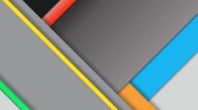 Moderner materieller Hintergrund Stockbilder
