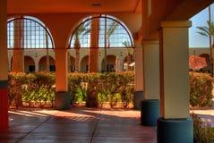 Moderner Schule-Campus 2 Stockfoto