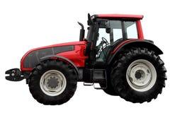 Moderner schwerer Traktor Lizenzfreie Stockfotografie