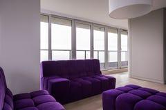 Moderner Sitzenraum Stockfoto