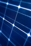 Moderner Sonnenkollektor Lizenzfreie Stockfotos