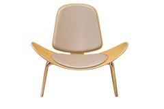 Moderner Stuhl getrennt Stockbild