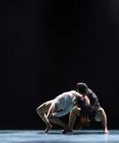In-moderner Tanz der Wanne Stockfoto