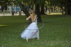 Moderner Tanz-Leistung stockfotos