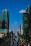 Moderner Turm. Lizenzfreies Stockfoto