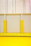 Moderner Turnhalleninnenraum Lizenzfreie Stockfotografie